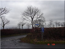 SS7218 : Beacon Cross by Dave D