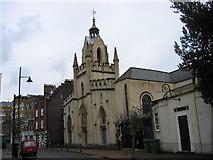 TQ3379 : St Mary Magdalene, Bermondsey, SE1 by John Goodall