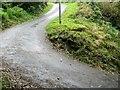 SH5831 : Steepest Road in the UK, Ffordd Penllech, Harlech. by Stephen Elwyn RODDICK