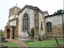 TF3093 : St Andrew, Utterby by Dave Hitchborne