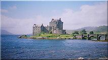 NG8825 : Eilean Donan Castle by Richard Slessor