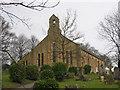 NZ1258 : St John the Evangelist Church by Colin Edgar