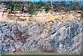 ST7549 : Geological unconformity by Patrick Mackie