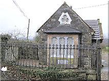 C3301 : Gatehouse by Kenneth  Allen