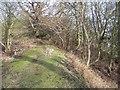 SO7637 : Iron Age Defences on Hollybush Hill by Bob Embleton