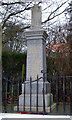 TA0113 : Worlaby War Memorial by David Wright