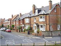 TQ1649 : Rothes Road, Dorking by Rib