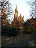 SE2837 : Holy Trinity Church, Church Lane, Meanwood, Leeds by Rich Tea