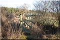 NY5625 : Footbridge Over Sandwith Sike by Bob Jenkins