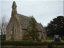 SU2991 : St. John's Church, Fernham by Colin Bates