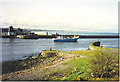 NJ9505 : Fishing Boat Leaving Aberdeen Harbour. by Colin Smith