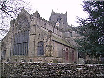 SD3778 : Cartmel Priory by Michael Graham
