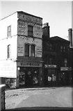 SE1437 : Ellis Briggs's old cycle shop, Otley Road, Shipley, Yorkshire by Humphrey Bolton