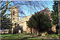 SJ3906 : St. George, Pontesbury by Geoff Pick