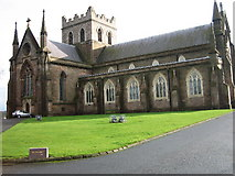 H8745 : St Patrick's Cathedral, Armagh (Church of Ireland) by Brian Shaw