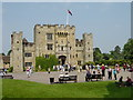 TQ4745 : Hever Castle by Tony Grant