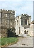 SE2684 : Snape Castle by Gordon Hatton