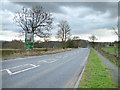 SK2571 : Near Baslow. by Mike Fowkes
