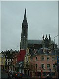 W7966 : St Colman's Cathedral, Cobh by Oliver Dixon