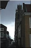 TF3244 : Boston Stump and Britannia Inn by David Wright