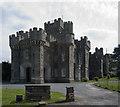 NY3701 : Wray Castle by Dave Logan