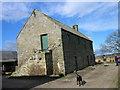 NZ0774 : Cowstand Farm, farm buildings, near Stamfordham by Les Hull