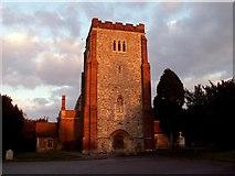 TL6706 : All Saints church, Writtle, Essex by Robert Edwards