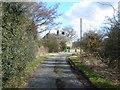 SD6120 : Harbour Lane, near Wheelton by Margaret Clough