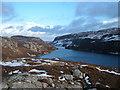 NG2396 : Loch Cuilceach by David Wake