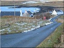NG3238 : Ullinish by John Allan