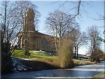 SE1338 : Saltaire United Reformed Church by Rich Tea