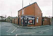 SD8912 : Shop, Milkstone Road, Deeplish, Rochdale, Lancashire by Dr Neil Clifton