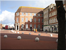 TQ7407 : Post Office Bexhill-on-Sea East Sussex by Janet Richardson
