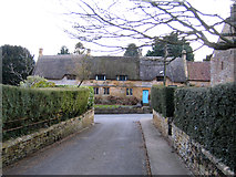 ST4715 : Cottages on Great Street, Norton-sub-Hamdon, Somerset by Rodney Burton