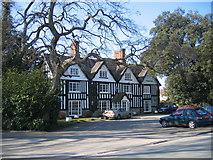 SP0953 : Broom Hall Inn by David Stowell