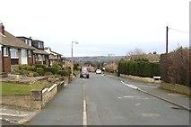 SE1321 : Mayster Grove, Rastrick (SE134214) by Humphrey Bolton