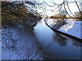 TA1828 : Burstwick Drain, Hedon by Andy Beecroft