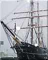 """NO4029 : RRS """"Discovery"""", Dundee by Pat Pierpoint"""