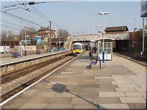 TQ2081 : Acton Main Line station by David Hawgood