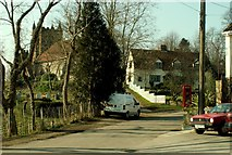 TL8530 : Colne Engaine village, Essex by Robert Edwards