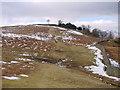 NY2721 : Footpath Above Walla Crag by Bob Jenkins