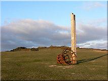 TQ8209 : The East Hill Beacon by Simon Hookey