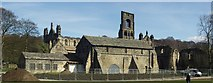 SE2536 : Kirkstall Abbey by Rich Tea