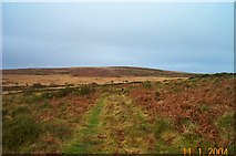 SX7473 : View from Rushlade Common - Dartmoor by Richard Knights