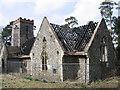 TG2504 : St Wandregesilius, Bixley by Graham Hardy
