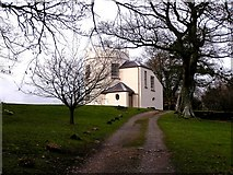 SO5212 : The Round House, The Kymin by Stuart Wilding