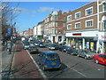 TQ2583 : Kilburn High Road (2) by Danny P Robinson