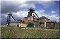 NZ2888 : Woodhorn Colliery, Ashington by Chris Allen