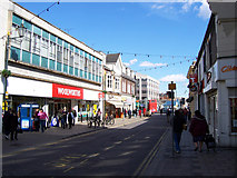 TA2609 : A Sunny Spring Afternoon in Grimsby by David Wright