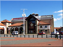 TA2609 : National Fishing Heritage Centre by David Wright